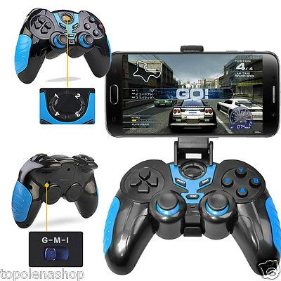 Joystick Gamepad Bluetooth Inalámbrico ANDROID  IOS